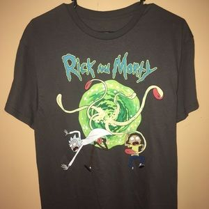 Shirts - Ricky and Morty Tee 🔥